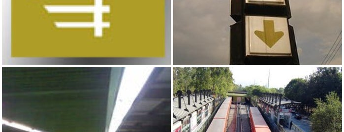 Metro Potrero is one of Orte, die David gefallen.
