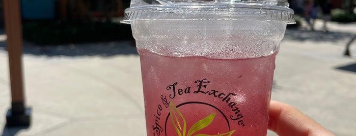 The Spice & Tea Exchange is one of Disney Springs.