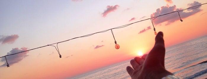 Mırmır Beach Restaurant is one of Antalya / Alanya.