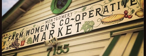 Montgomery Farm Women's Cooperative Market is one of Outdoors & Recreation.