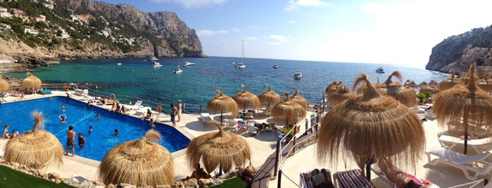Gran Folies Beach Club is one of Mallorca.