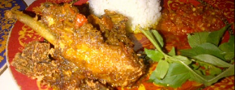 Bebek Mercon is one of The most favorite foods in Surabaya.