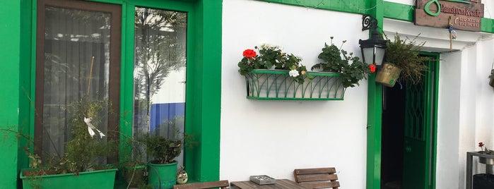 Rose Pansiyon&Cafe is one of Posti che sono piaciuti a Yamila.