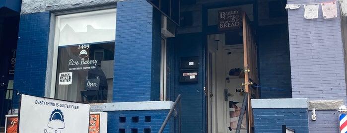 Rise Bakery is one of Posti salvati di Rachel.