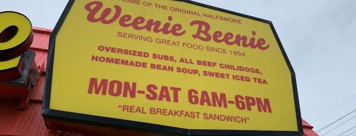 Weenie Beenie is one of สถานที่ที่บันทึกไว้ของ John.