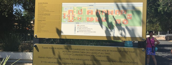 Harvey Mudd College is one of Mo's Liked Places.