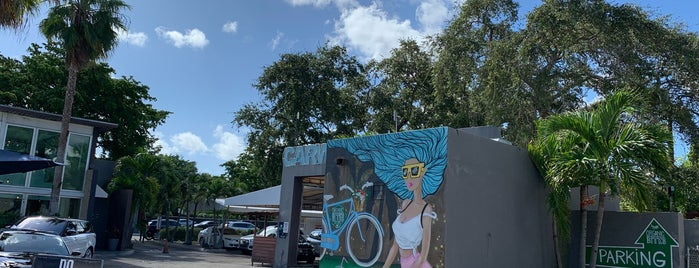 Organic Bites is one of El Portal, Little River, Miami Shores.
