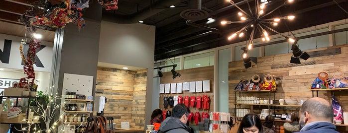 Shop Made in DC is one of Posti salvati di Danielle.