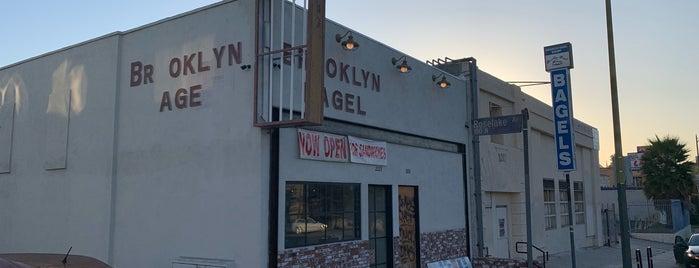 Brooklyn Bagel Bakery is one of Craig's LA List.