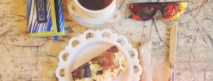Bakeri is one of Show a Friend NYC.