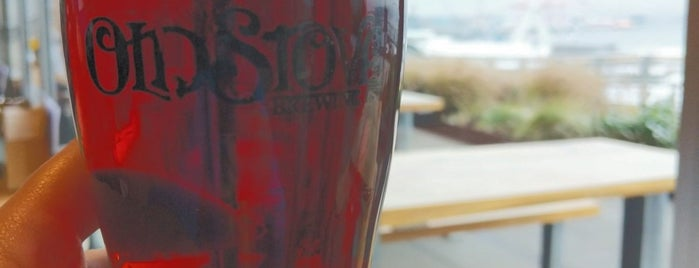 Old Stove Brewing Co - Marketfront is one of Seattle 2019.