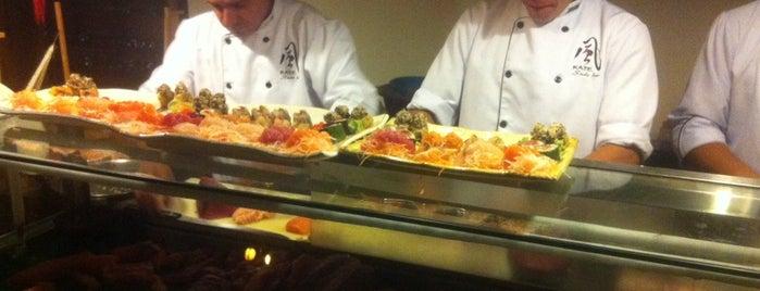 Kaze Sushi Bar is one of CBM in Brazil.