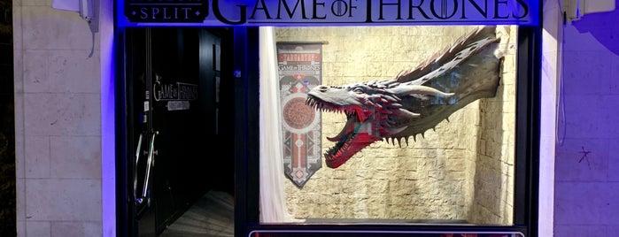 Game of Thrones Museum is one of Marcos 님이 좋아한 장소.