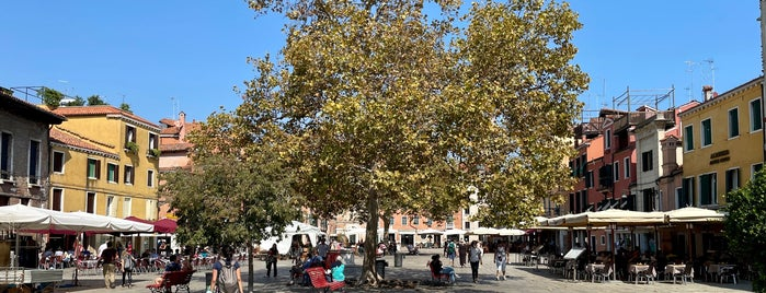 Edicola Campo Santa Margherita is one of Venice.