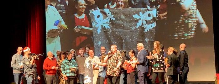 Schillertheater is one of Testen: Ausflüge.