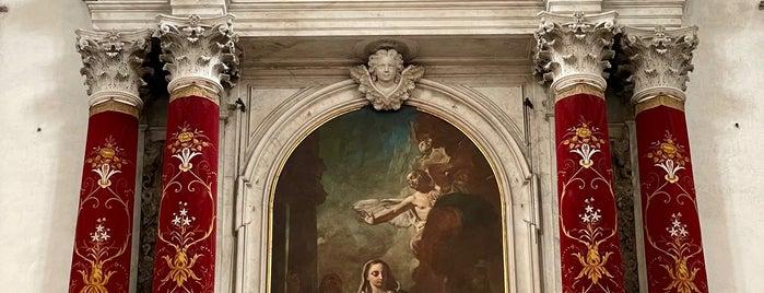 Chiesa della Pietà is one of Venice.