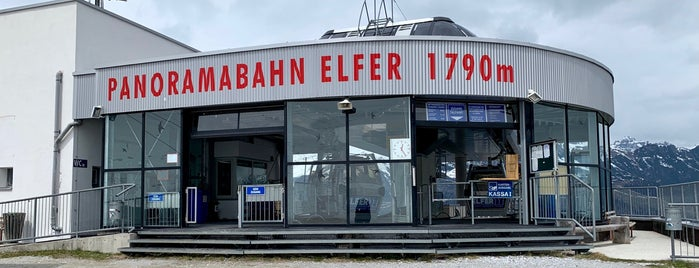 Bergstation Elferbahn is one of Stubaier Gletscher / Stubai Glacier.