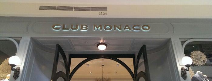 Club Monaco is one of ΔΕΛΘΧΕ.