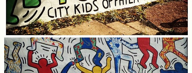 Keith Haring (Restoration) is one of Philly, PA.