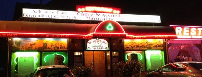 El Mamounia is one of Tous au restaurant 2012 - du 17 au 23/09.