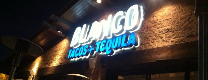 Blanco Tacos + Tequila is one of Foodie Hot Spots.