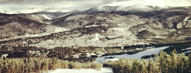 Breckenridge Ski Resort is one of USA Roadtrip.
