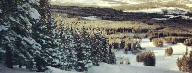 Breckenridge Ski Resort is one of next.