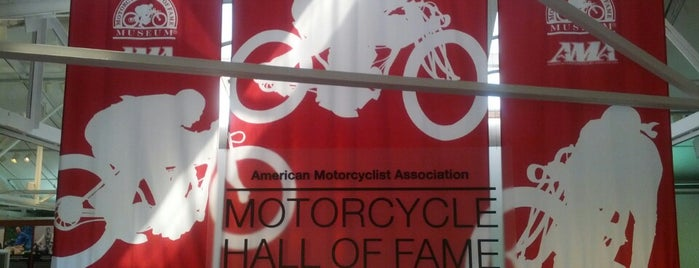 Motorcycle Hall Of Fame Museum is one of Been To.