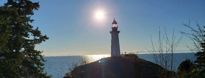 Point Atkinson Lighthouse is one of One Day (Everywhere) ♥.