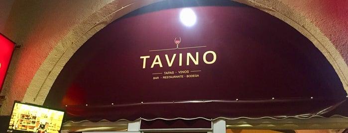 TAVINO is one of Tempat yang Disimpan Estela.
