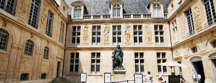 Jardin du Musée Carnavalet is one of Paris.