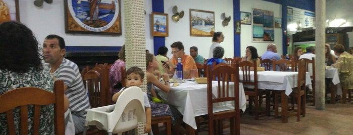 Asociación De Pescadores Caño Chanarro is one of Restaurantes.