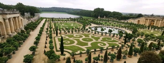 Jardins du Château de Versailles is one of Oyropa.