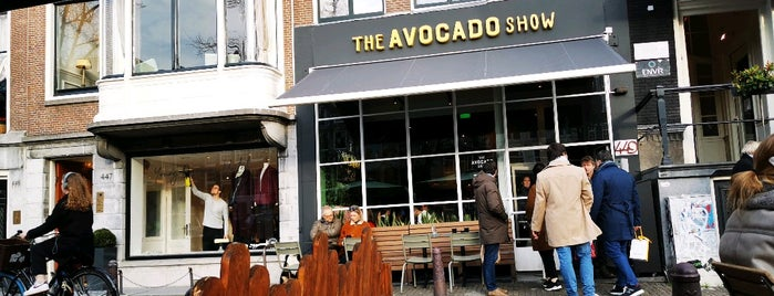 The Avocado Show Keizersgracht is one of Christmas 2019.