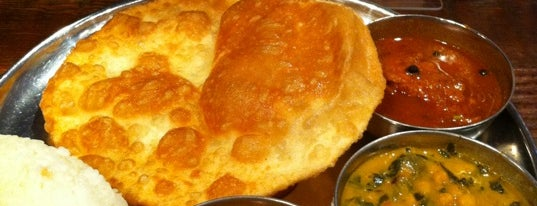 Dhaba India is one of Tokyo - Foods to try.