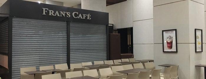 Fran's Café is one of Lieux qui ont plu à Narjara.