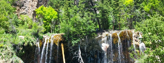 Hanging Lake is one of CO-Mutt.