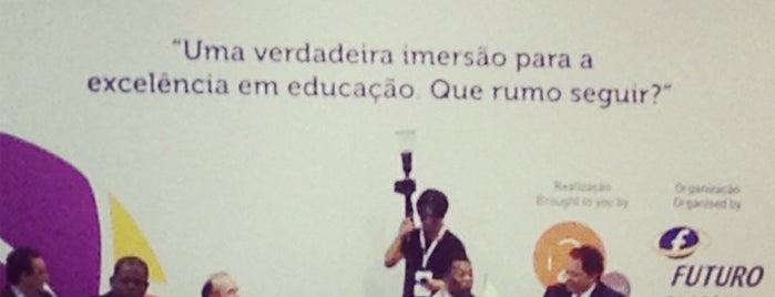 Educar/Educador e Bett Brasil is one of Sao paulo.