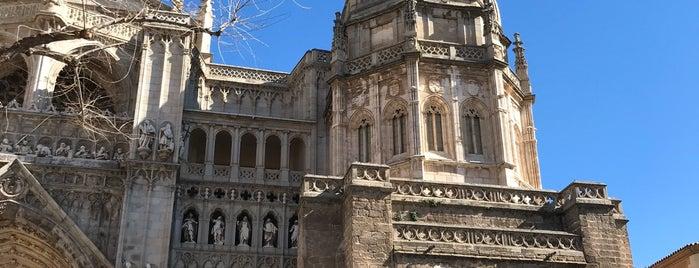 Toledo is one of Erkan : понравившиеся места.