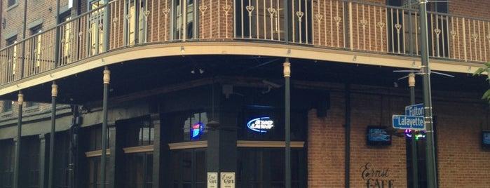 Ernst Cafe is one of Tempat yang Disukai Jose.