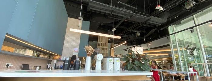 Dutch Colony Coffee Co. is one of Work-Friendly Cafés.