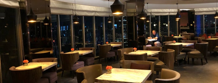 Zoom At Sathorn Sky Bar And Resturant is one of Bangkok.