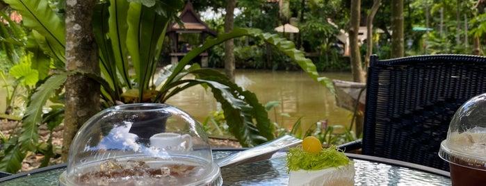 Jardin de Chaisri is one of Top Taste.