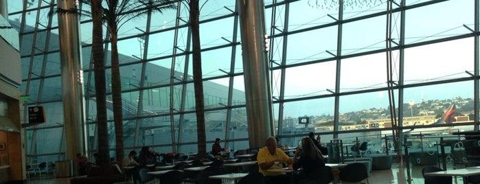 San Diego Uluslararası Havalimanı (SAN) is one of San Diego.