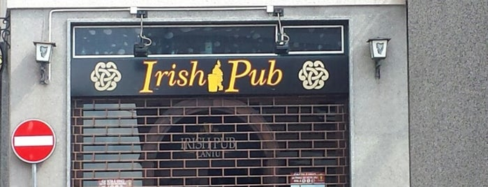 Irish pub is one of Orte, die Valeria gefallen.