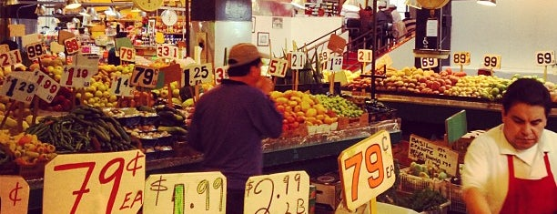 Grand Central Market is one of #myhints4LosAngeles.