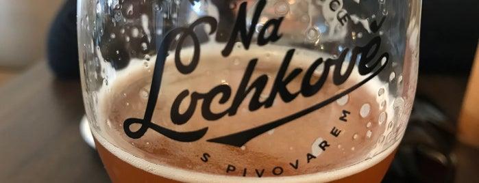 Na Lochkově is one of Josef : понравившиеся места.