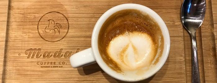 Madal Cafe - Espresso & Brew Bar is one of Josef : понравившиеся места.
