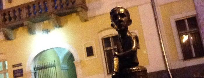 Скульптура Liberty Bell is one of Міні-скульптури. УЖГОРОД!.