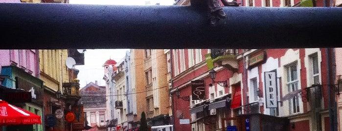 Пам'ятник Джону Лорду / Jon Lord statue is one of Міні-скульптури. УЖГОРОД!.